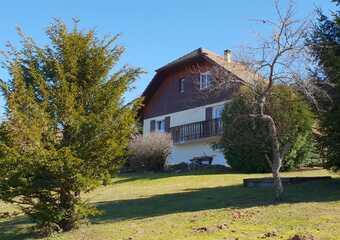 Vente Maison 7 pièces 130m² Boëge (74420) - photo