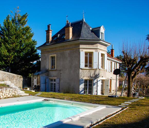 Vente Maison 9 pièces 200m² La Tronche (38700) - photo