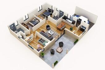 Vente Maison 4 pièces 92m² Matoury (97351) - Photo 1