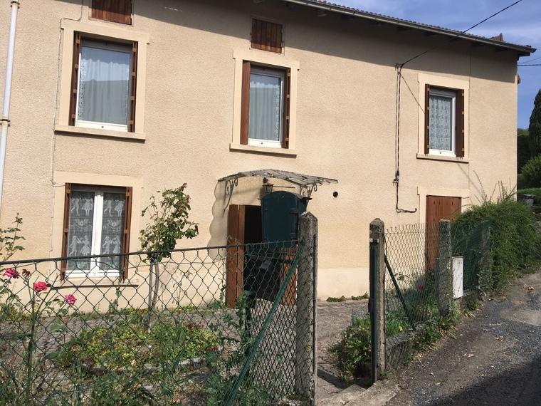 Vente Maison 6 pièces 100m² Thizy (69240) - photo