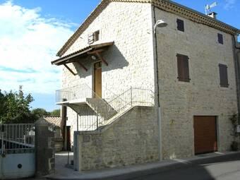 Vente Maison 4 pièces 177m² BERRIAS-ET-CASTELJAU - photo