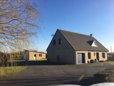 Vente Maison 6 pièces 166m² Gravelines (59820) - photo