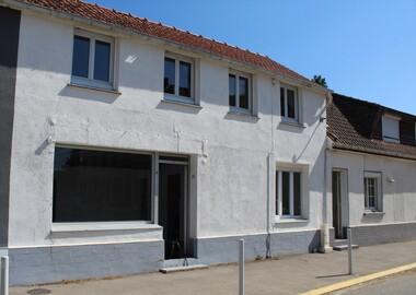 Vente Maison 3 pièces 90m² Longvilliers (62630) - photo