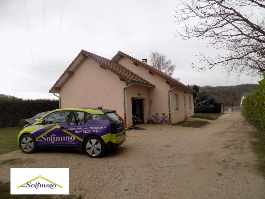 Vente Maison 3 pièces 70m² Montferrat (38620) - photo
