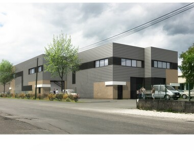 Vente Local industriel 109m² Rumilly (74150) - photo