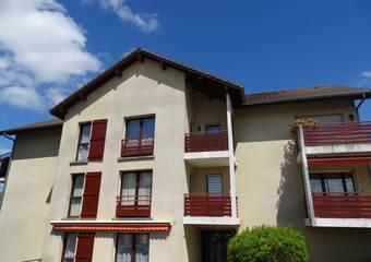 Vente Appartement 1 pièce 40m² Cranves-Sales (74380) - photo