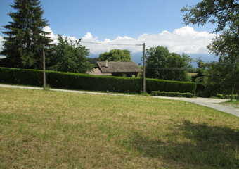 Vente Terrain 706m² Saint-Hilaire (38660) - photo
