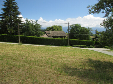 Vente Terrain 706m² Saint-Hilaire (38660) - photo
