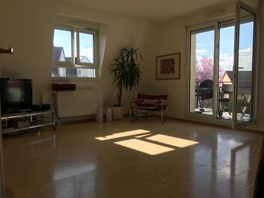 Vente Appartement 4 pièces 89m² Lutterbach (68460) - photo