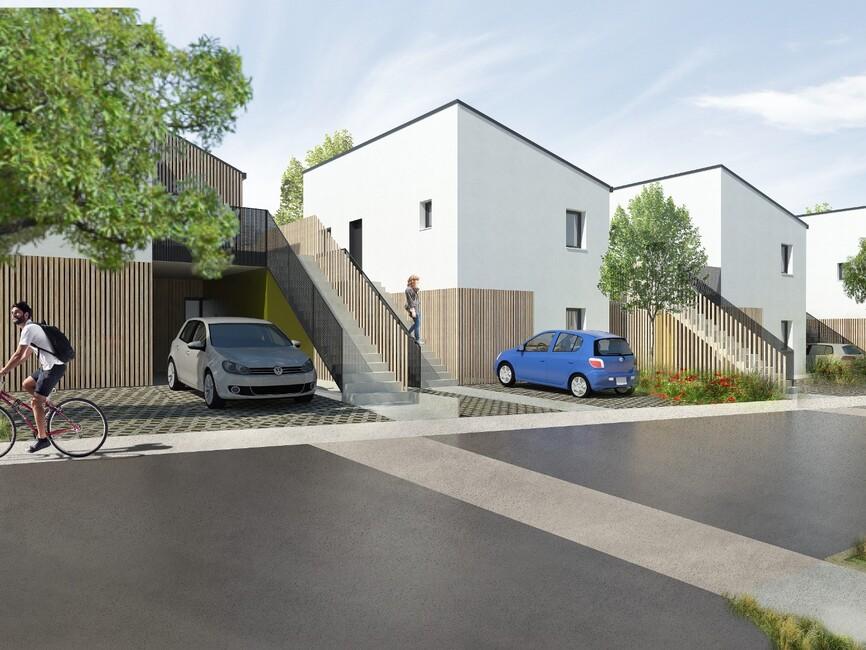 Vente Appartement 3 pièces 71m² Saint-Clair-de-la-Tour (38110) - photo