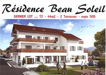 Vente Appartement 2 pièces 44m² Onnion (74490) - photo