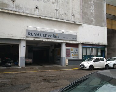 Sale Garage 15m² Grenoble (38000) - photo