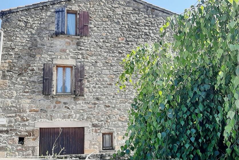 Vente Maison 2 pièces 34m² Le Crestet (07270) - photo