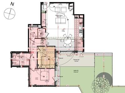 Vente Appartement 80m² Savigneux (42600) - photo