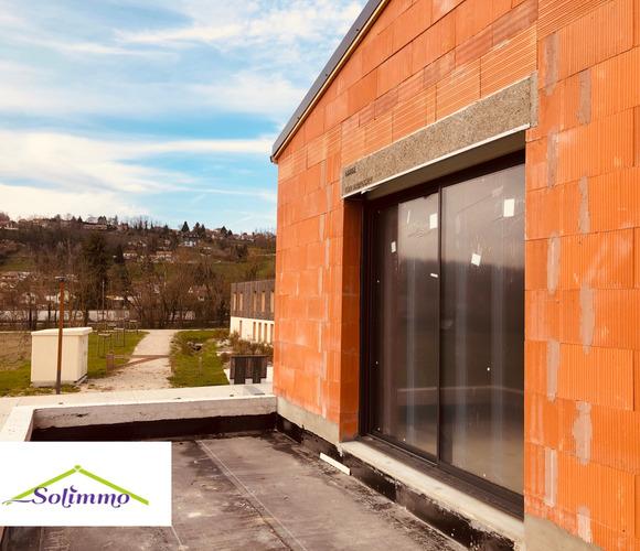 Vente Appartement 4 pièces 75m² Saint-Clair-de-la-Tour (38110) - photo