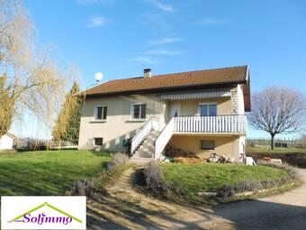 Vente Maison 4 pièces 92m² La Tour-du-Pin (38110) - photo