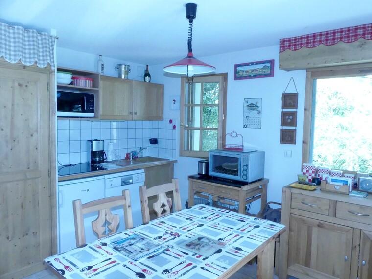 Vente Appartement 2 pièces 34m² Saint-Gervais-les-Bains (74170) - photo