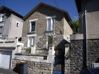 Vente Maison 4 pièces 75m² Brive-la-Gaillarde (19100) - photo