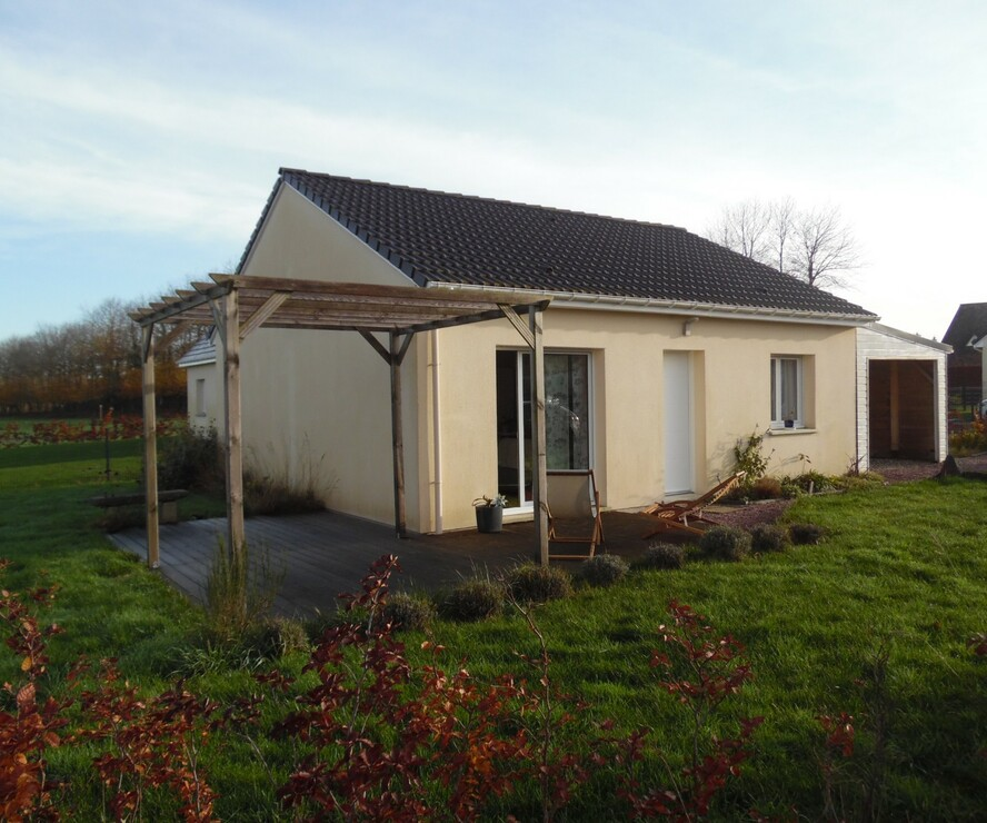 Vente Maison 3 pièces 61m² Bosc-le-Hard (76850) - photo