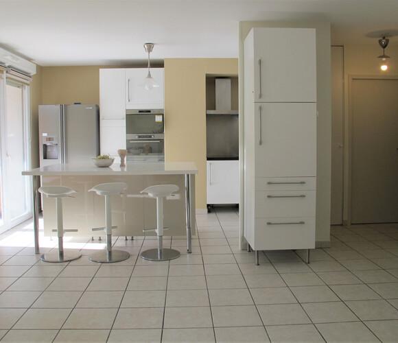 Vente Appartement 4 pièces 82m² Échirolles (38130) - photo