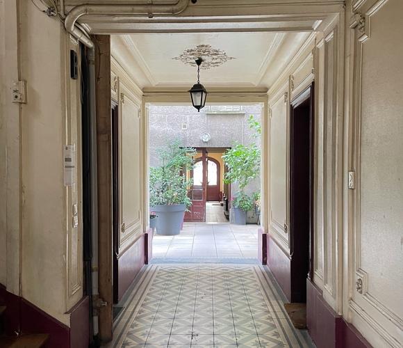 Vente Appartement 2 pièces 27m² Paris 18 (75018) - photo