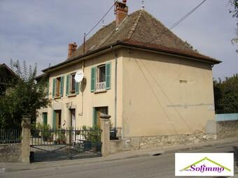 Vente Maison 6 pièces 125m² Les Avenières (38630) - photo