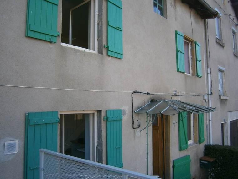Vente Maison 80m² Cours-la-Ville (69470) - photo