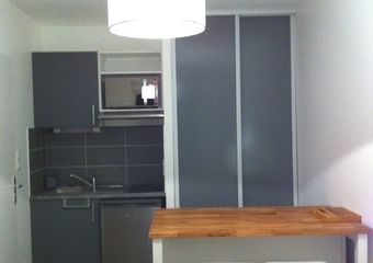 Vente Appartement 1 pièce 20m² Grenoble (38000) - photo