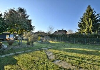 Vente Terrain 907m² Scientrier (74930) - Photo 1