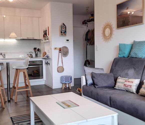 Vente Appartement 2 pièces 38m² Cambo-les-Bains (64250) - photo