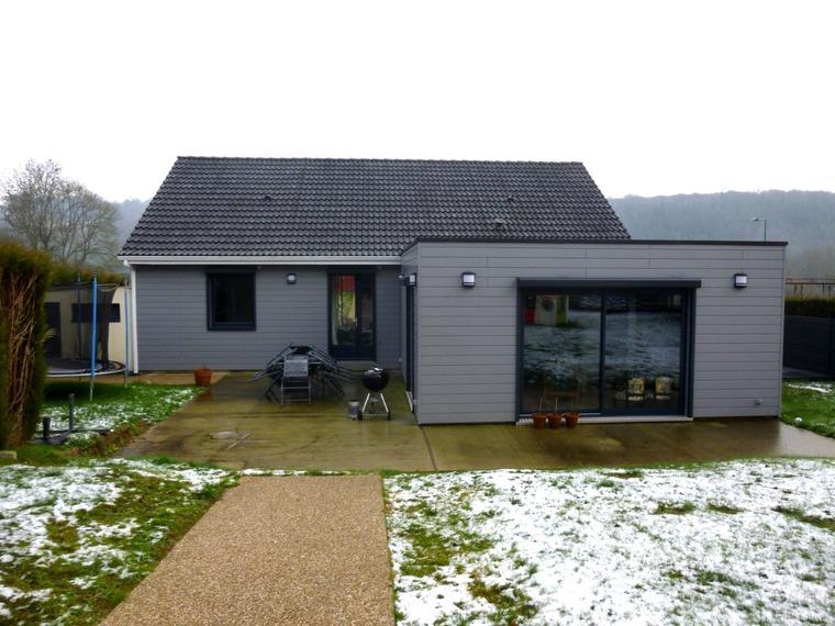Vente Maison 5 pièces 170m² 2 km Longueville sur Scie - photo