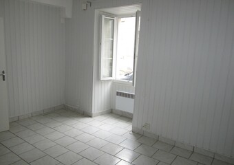 Location Appartement 1 pièce 24m² Saint-Marcel (36200) - photo