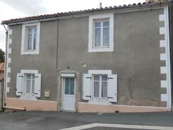 Vente Maison 3 pièces 78m² Adilly (79200) - photo