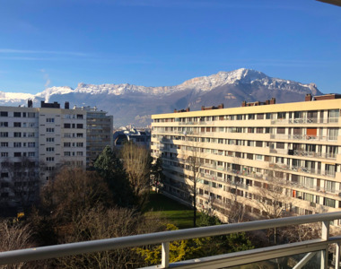 Vente Appartement 4 pièces 74m² Saint-Martin-d'Hères (38400) - photo
