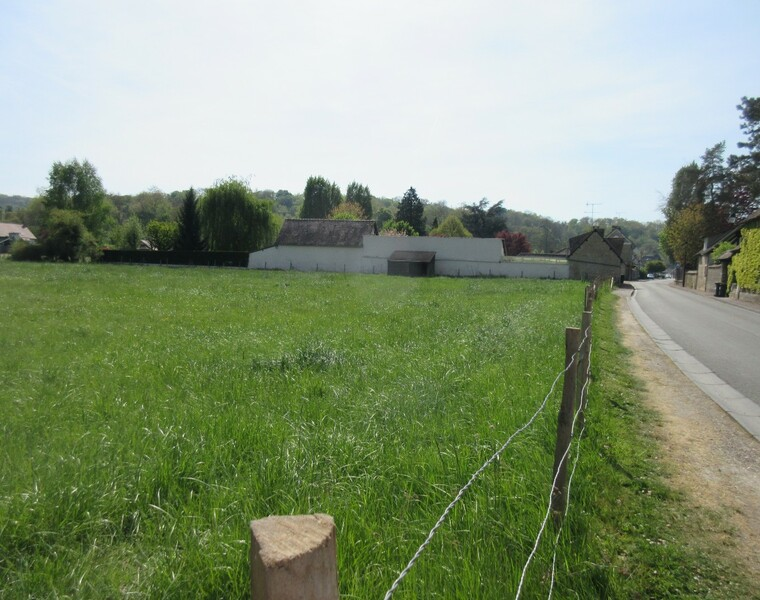 Location Terrain 5 000m² Croisy-sur-Eure (27120) - photo
