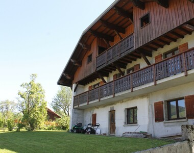 Vente Maison 7 pièces 210m² BELLEVAUX - photo