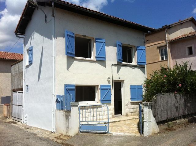 Location Maison 3 pièces 50m² Samatan (32130) - photo