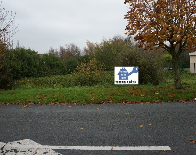 Vente Terrain 902m² Colline-Beaumont (62180) - photo