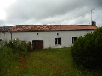 Vente Maison 4 pièces 83m² Pressigny (79390) - photo