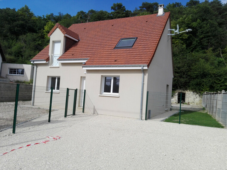 Location Maison 5 pièces 110m² Le Plessis-Hébert (27120) - photo