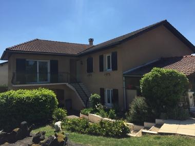 Vente Maison 6 pièces 160m² Montmerle-sur-Saône (01090) - photo