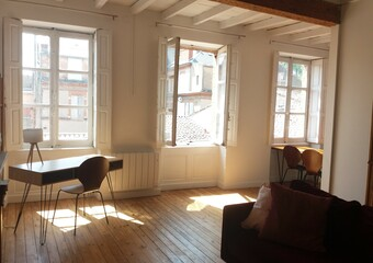 Renting Apartment 2 rooms 49m² Toulouse (31000) - Photo 1