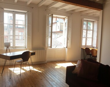 Renting Apartment 2 rooms 49m² Toulouse (31000) - photo