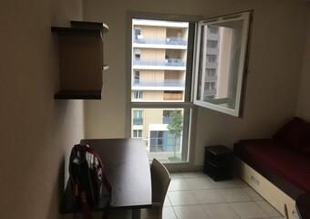 Location Appartement 1 pièce 18m² Villeurbanne (69100) - photo