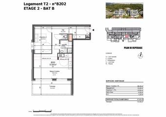 Vente Appartement 2 pièces 58m² Albertville (73200) - Photo 1