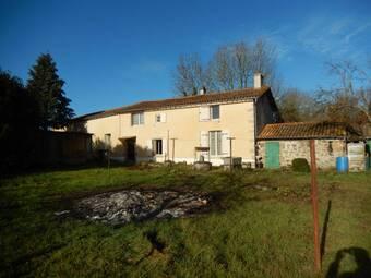 Vente Maison 6 pièces 106m² Saint-Aubin-le-Cloud (79450) - Photo 1