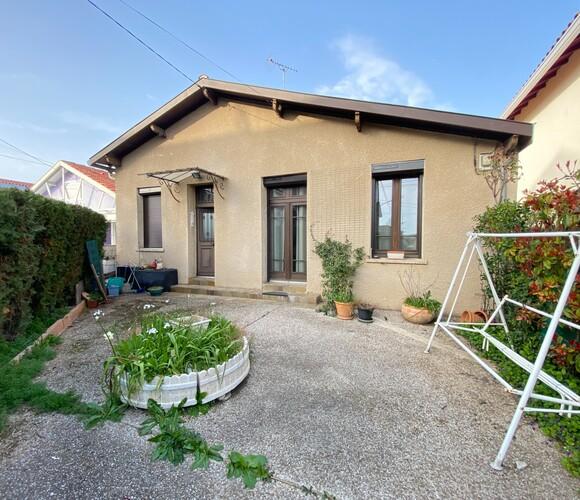 Vente Maison 4 pièces 91m² Toulouse (31100) - photo