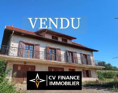 Vente Maison 8 pièces 175m² Ornacieux (38260) - photo