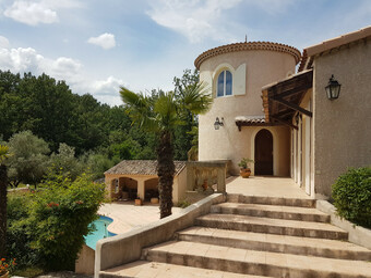 Vente Maison 7 pièces 170m² Saint-Alban-Auriolles (07120) - Photo 1