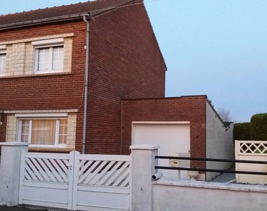 Vente Maison 6 pièces 85m² Wingles (62410) - photo